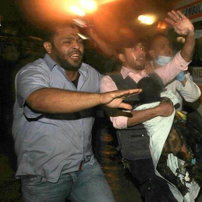 Seven Killed by Israeli Attacks Targeting Gaza on Wednesday