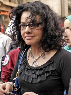 Independent: Heroine of Arab Spring arrested in New York