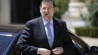 Exit polls show mixed results for Spanish PM Rajoy