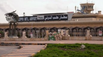 Aleppo airport closes due to 'rebel attacks'