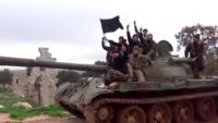 The rise of Syria�s �third army�, Jabhat al-Nusra