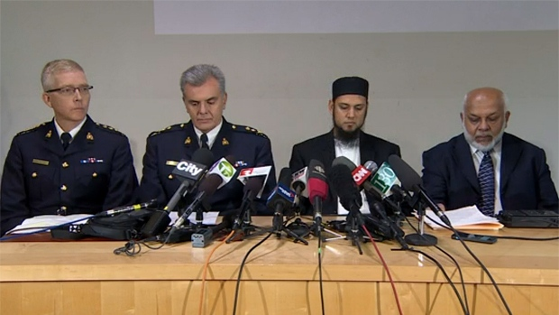 Burnaby news conference highlights
