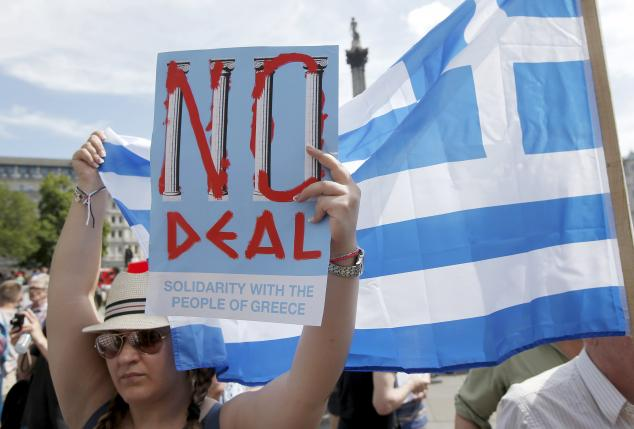 2015 Greek bailout referendum