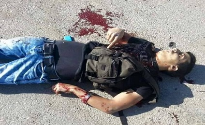 paranoid israeli occupation soldiers kill 3 palestinians and even a